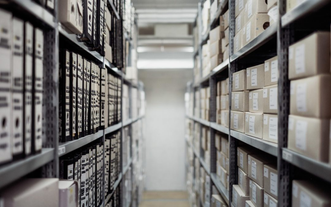 Belege archivieren